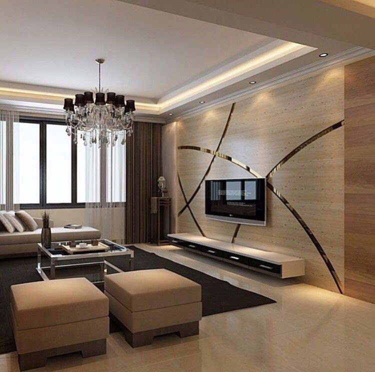 tv unit interior design in borivali east