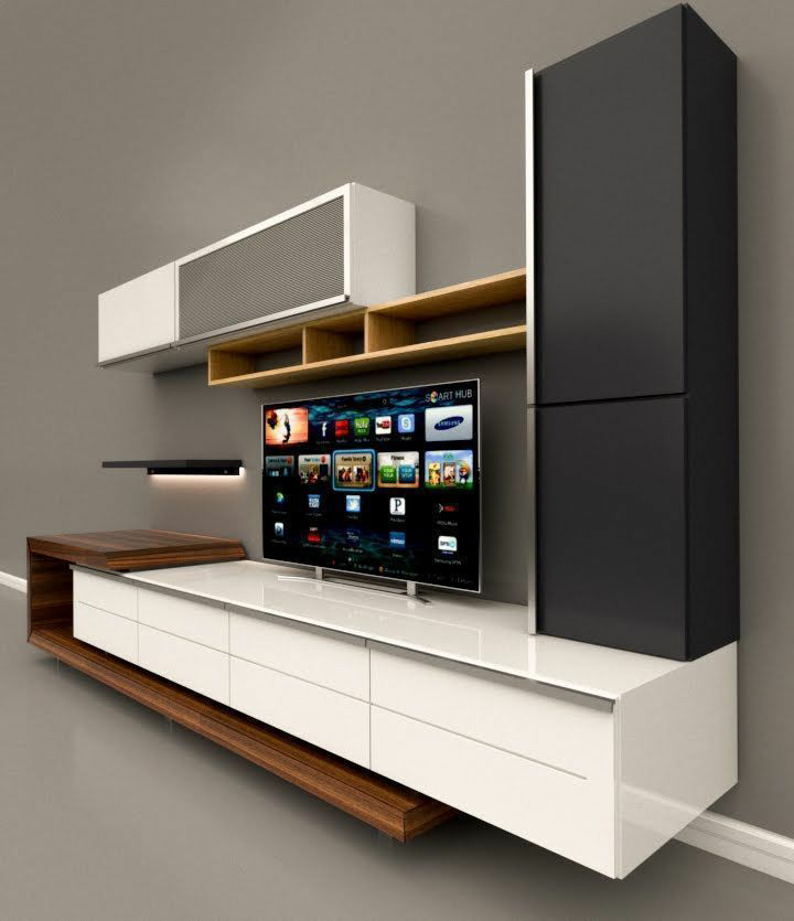 tv unit interior design in kandivali east