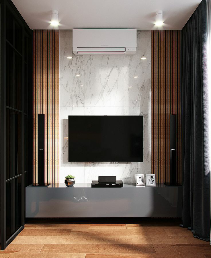 tv unit interior design in goregaon